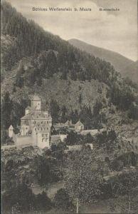 Mauls Schloss Welfenstein Brennerbahn / Italien /