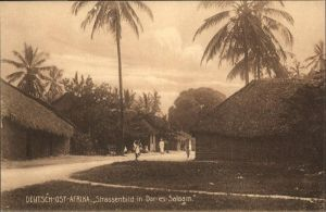 Deutsch-Ostafrika Dar es Salaam / Deutsch-Ostafrika /
