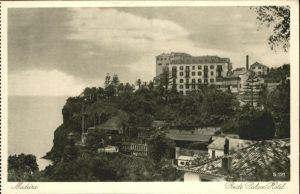 Madeira Reids Palace Hotel / Portugal /