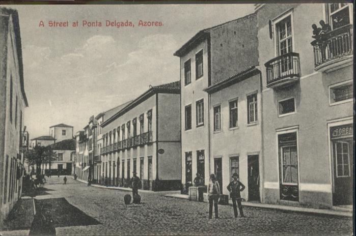 Ponta Delgada  / Ponta Delgada /