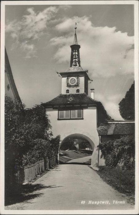 Hauptwil Tuermli / Hauptwil /Bz. Bischofszell
