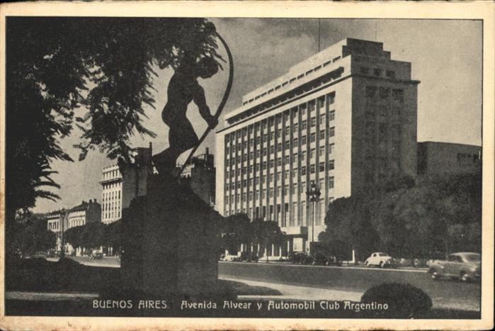 Buenos Aires Automobil Club Argentino / Buenos Aires /