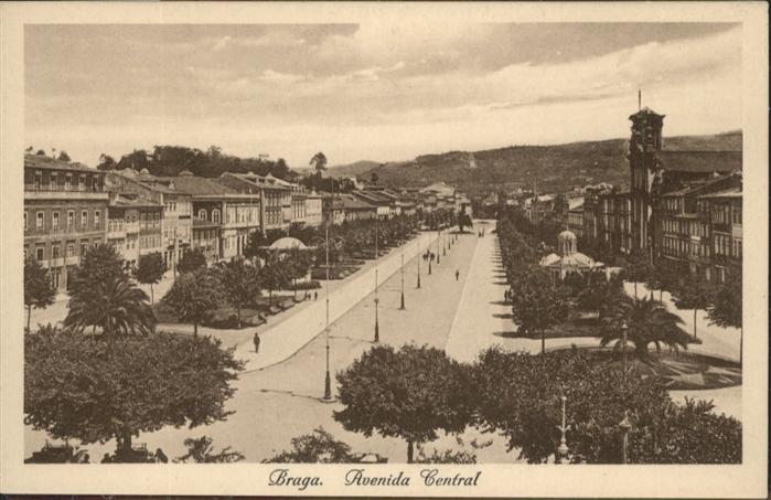 Braga Avenida Central / Braga /