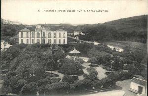 Horta Hospital / Horta /