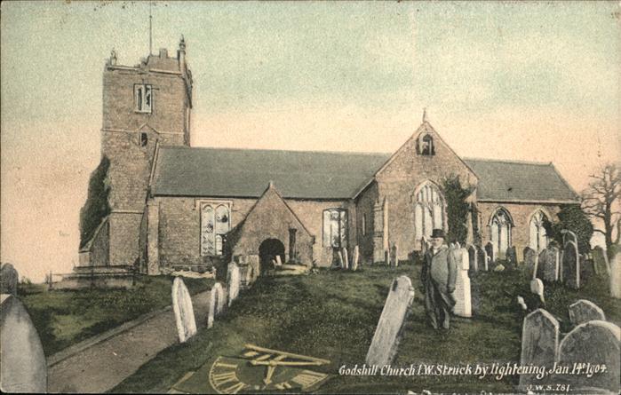 Portsmouth Godshill Church / Portsmouth /Portsmouth