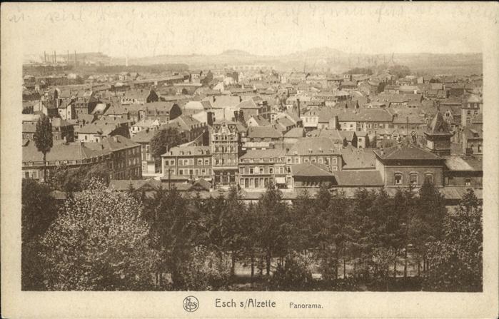 Esch-Sur-Alzette Panorama / Esch-Sur-Alzette /