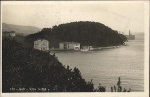 Rab Kroatien Villa Sottja /  /Primorje Gorski kotar