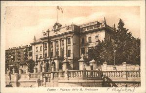 Fiume Palazzo della R. Prefettura / Kroatien /