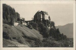 Altpernstein Krems  / Oesterreich /