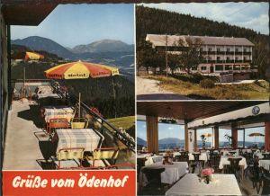 St Corona Wechsel Gasthof Pension oedenhof / St. Corona am Wechsel /Niederoesterreich-Sued