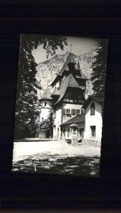 Eisenerz Steiermark Schloss Leopoldstein / Eisenerz /oestliche Obersteiermark