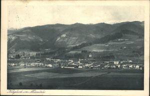 Krieglach Steiermark Panorama / Krieglach /Muerzzuschlag