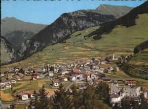 Nauders Tirol Panorama / Nauders /Tiroler Oberland