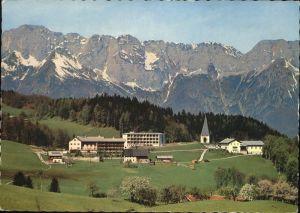 Hallein Kuranstalt St. Josef Duerrnberg / Hallein /Salzburg und Umgebung