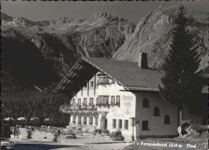 Nassereith Fernpass Hotel  / Nassereith /Tiroler Oberland
