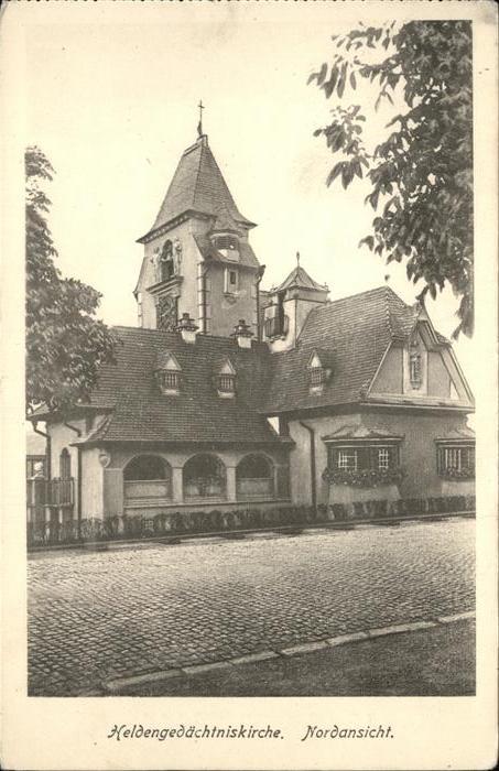 Korneuburg Heldengedaechtniskirche / Korneuburg /Wiener Norden