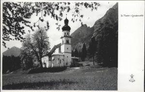 Gnadenwald St. Martin  Kirche / Gnadenwald /Innsbruck