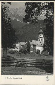 Gnadenwald Kirche St. Martin / Gnadenwald /Innsbruck