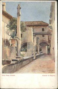 Ragusa Kloster / Dubrovnik /
