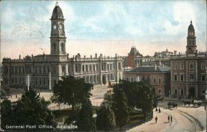 Adelaide General post Office / Adelaide /