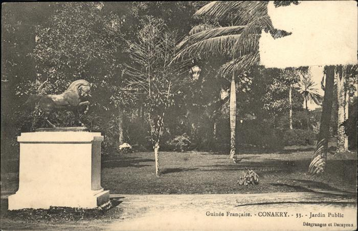 Conakry Jarcin Public / Conakry /