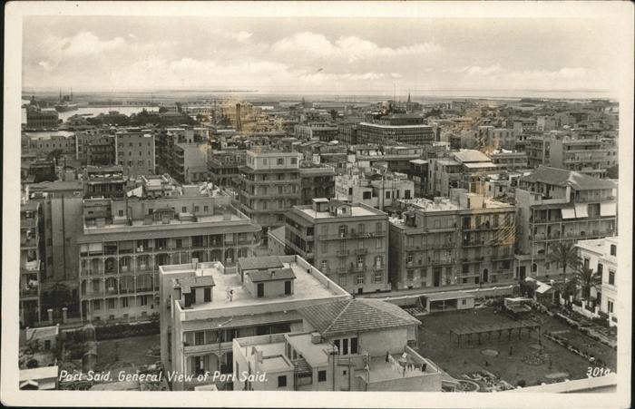 Port Said  / Port Said /