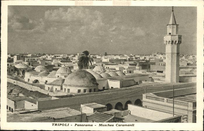 Tripoli Tarabulus Moschea Caramanti / Tripoli /
