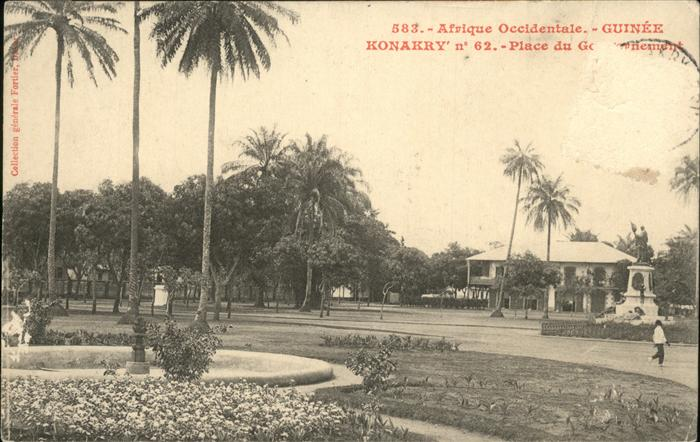 Conakry  / Conakry /
