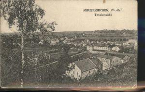 Mauerkirchen Totalansicht / Mauerkirchen /Innviertel