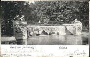 Laxenburg Wasserfall / Laxenburg /Wiener Sueden