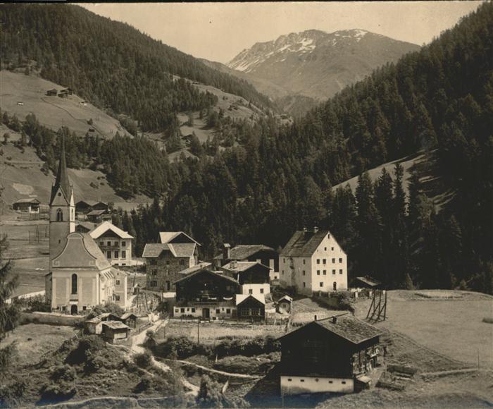 Kals Grossglockner  / Kals am Grossglockner /Osttirol
