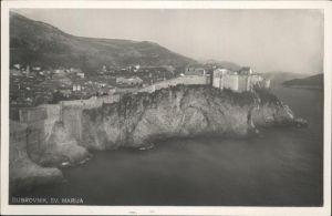Dubrovnik Ragusa SV. Marija / Dubrovnik /