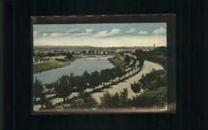 Melbourne Victoria Alexandra Avenue River Yarra / Melbourne /