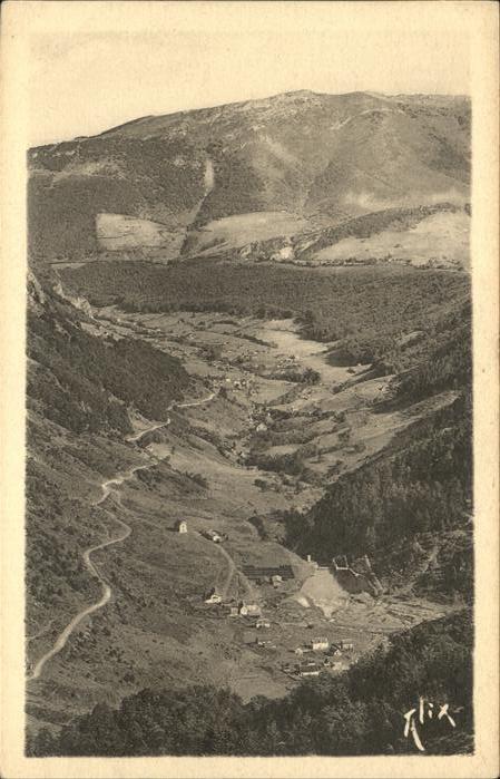 Pic du Midi Route du Pic du Midi de Bigorre / Benejacq /Arrond. de Pau