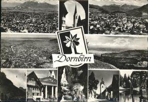 Dornbirn Vorarlberg Wappen Stadt, Kirche / Dornbirn /Rheintal-Bodenseegebiet