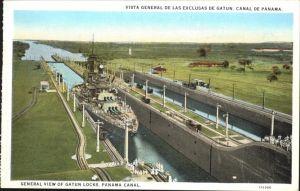 Panama City Panama Panama Canal / Panama City /