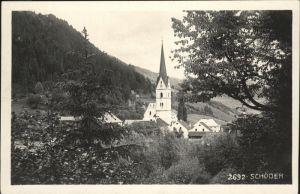 Schoeder Kirche  / Schoeder /Westliche Obersteiermark
