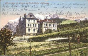Bischofshofen Missionshaus St Rupert / Bischofshofen /Pinzgau-Pongau