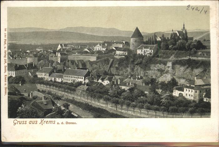Krems Donau  / Krems an der Donau /Waldviertel