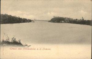 Ottensheim Donau Teilansicht / Ottensheim /Linz-Wels