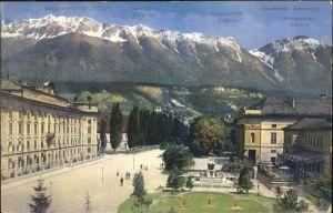 Innsbruck Rennweg / Innsbruck /Innsbruck