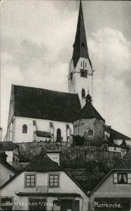 Mauthausen Oberoesterreich Pfarrkirche / Mauthausen /Muehlviertel