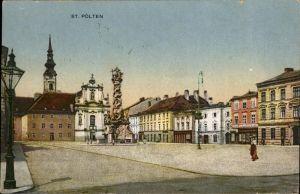 St Poelten Marktplatz / St. Poelten /St. Poelten