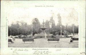 Mendoza Plaza Independeneia / Mendoza /