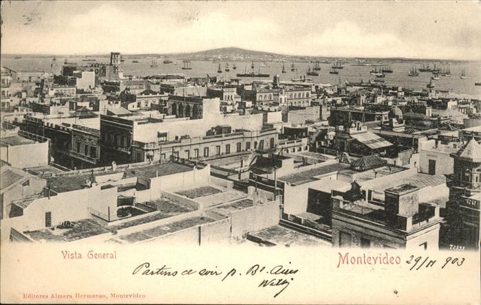 Montevideo Uruguay  / Montevideo /