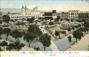 Tucuman Plaza Independencia / Argentinien /