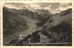 Bichlbach Zugspitze Daniel / Bichlbach /Ausserfern