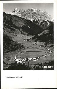 Bichlbach Zugspitze / Bichlbach /Ausserfern