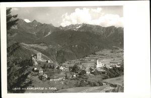 Ladis Karlspitze / Ladis /Tiroler Oberland