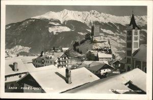 Ladis Ruine Laudeck / Ladis /Tiroler Oberland
